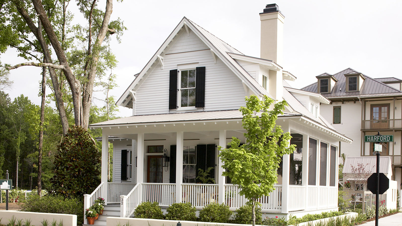 Sugarberry cottage moser design group southern living house plans