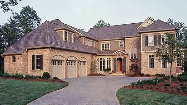Southern Living House Plans | English Cottage House Plans