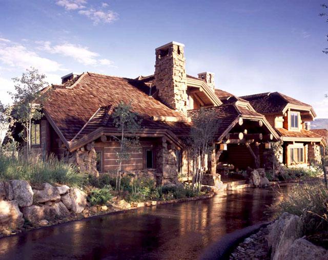 Adirondack Lodge Southern Living House Plans