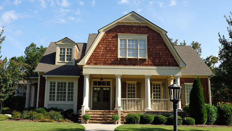 Rockwell House - Mitc Ginn | Southern Living House Plans on