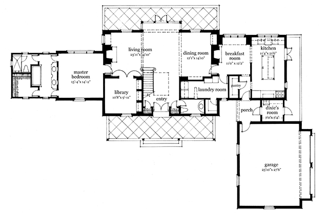 Martin Southern Living House Plans