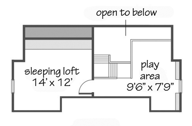 This Old House Cottage at Cloudland Station – Floor Plans For Old Houses