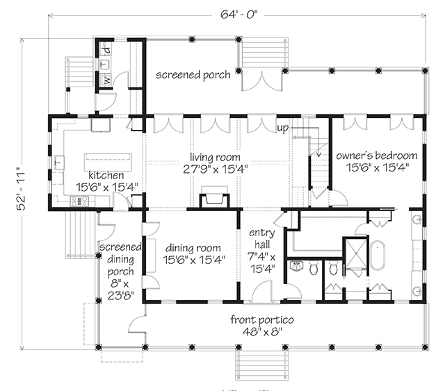 New lafayette parish house southern living house plans for House plans lafayette la