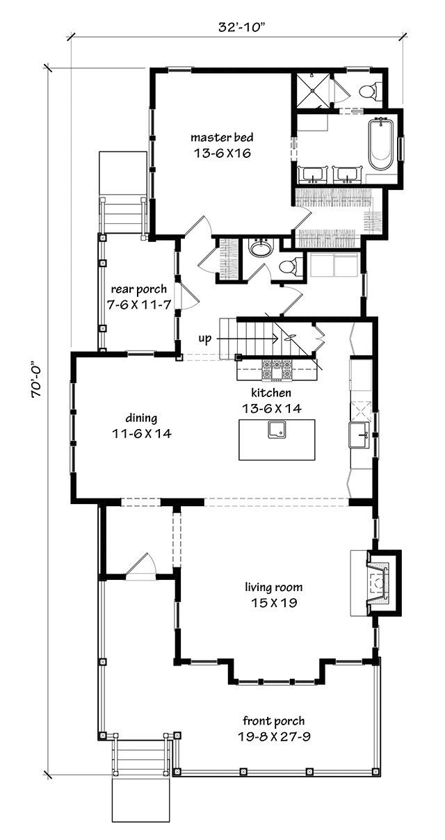Water S Edge Southern Living House Plans