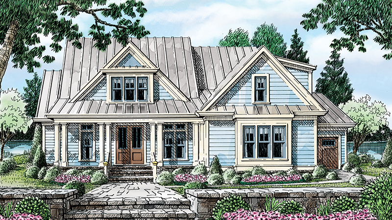 50th Anniversary Plan Collection House Plans | Southern Living House ...