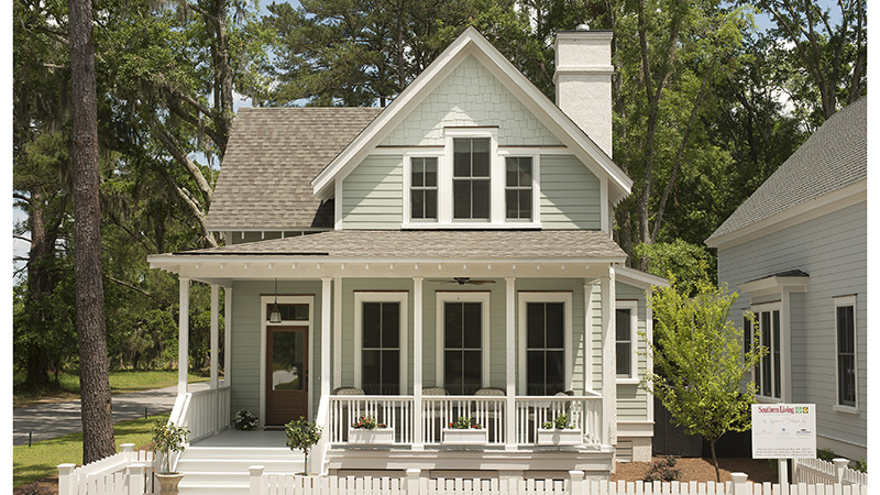 Our Favorite Small House Plans House Plans | Southern Living ... on