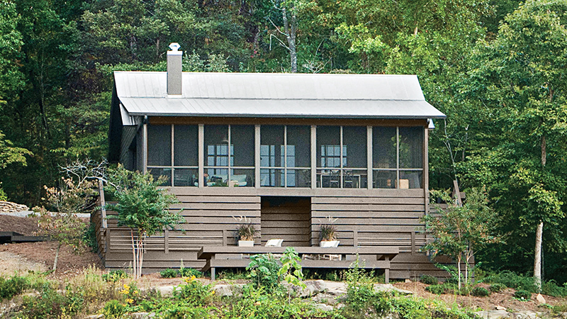Our best mountain house plans house plans southern for Laurel river house plan