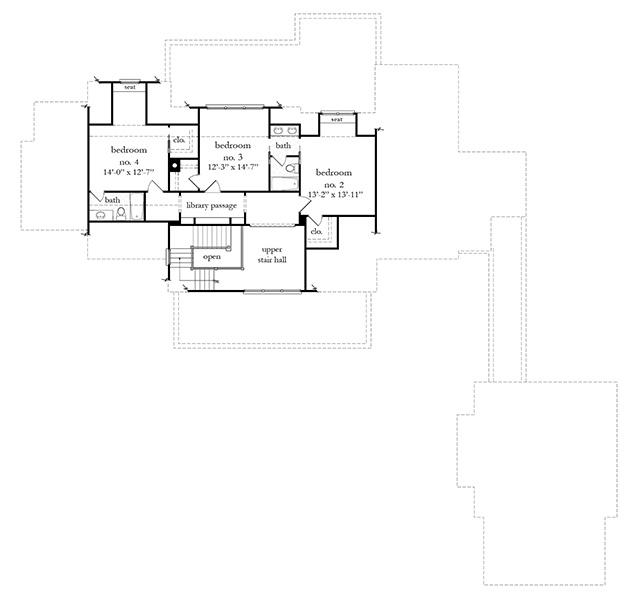 Cedar River Farmhouse Southern Living House Plans