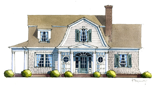 Sadie Springs Retreat Southern Living House Plans