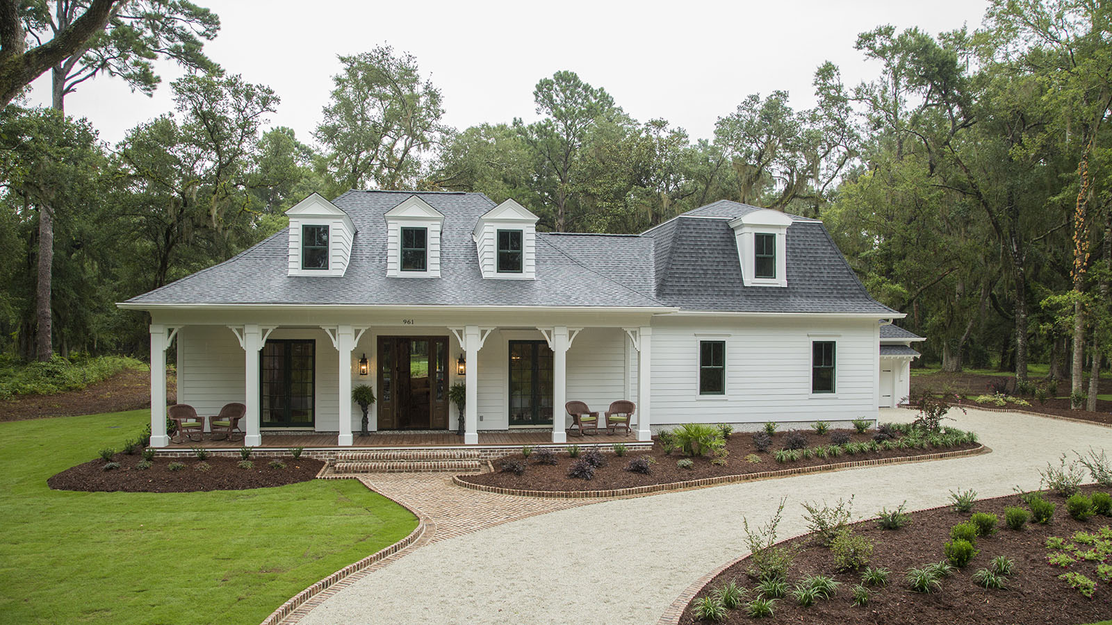 Plan collections southern living house plans for Mississippi custom home builders