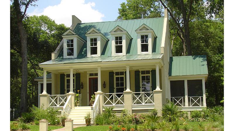 Eastover Cottage Watermark Coastal Homes Llc Southern Living House Plans