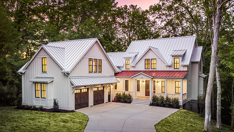 Tennessee Farmhouse Southern Living House Plans