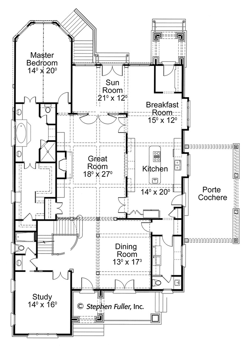 Leyton Place - | Southern Living House Plans on contemporary porte cochere, narrow lot house plans with loft, custom porte cochere, narrow lot house plans with pool, colonial porte cochere, narrow lot house plans with 3 car garage, narrow lot house plans with porch, hotel porte cochere,