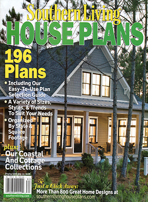 House plan books and magazines coastal living house plans for Southern living house plans with keeping rooms
