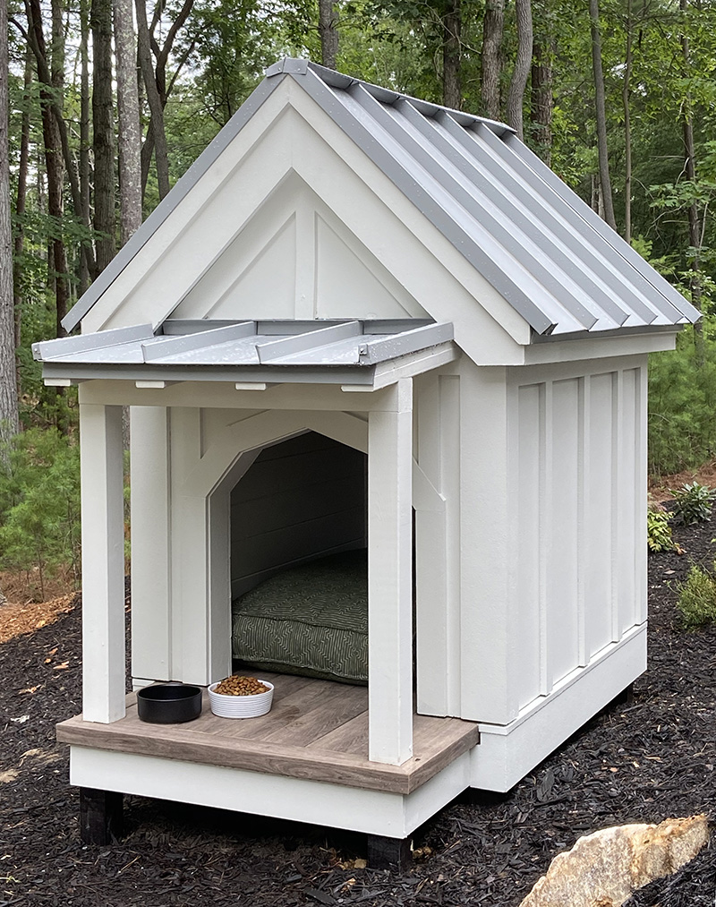 The Ramble Doghouse