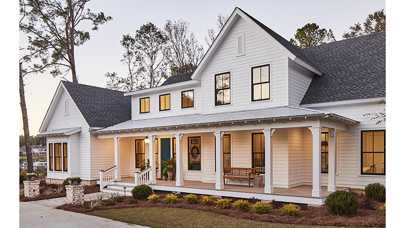 southern living house plans - Home Design Floor Plan
