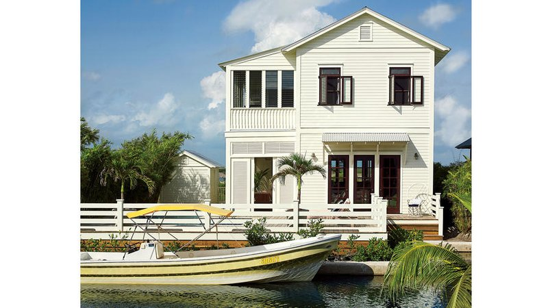 Coastal Living House Plans