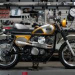 Yamaha SCR950 Scrambler Custom Build