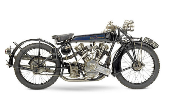 1924 Croft-Cameron 996cc Super Eight