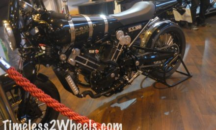 Brough Superior SS100 – The Ultimate Gentleman's Motorcycle