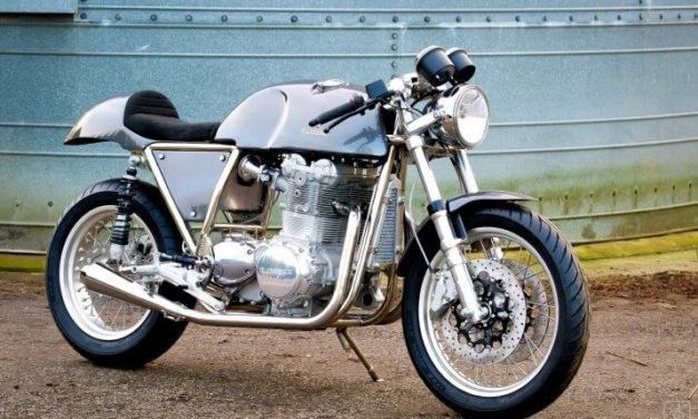Cafe Racers – The History of the Cafe Racer Movement