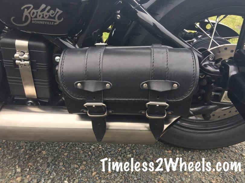 Triumph Bobber Tool Bag From Bike Bros