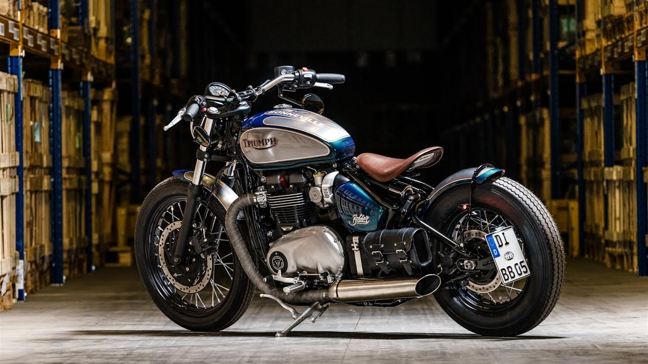 How Much Does It Cost To Build a Bobber? - Timeless 2 Wheels
