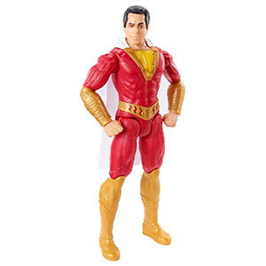 Shazam! TrueMoves Action Figure