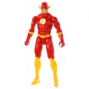 Justice League The Flash TrueMoves Action Figure