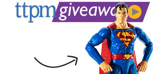 Justice League TrueMoves Superman Action Figure