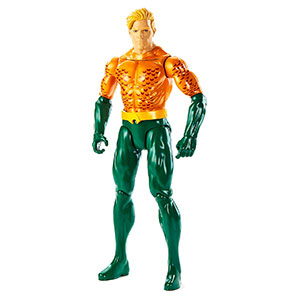 Justice League TrueMoves Aquaman Action Figure