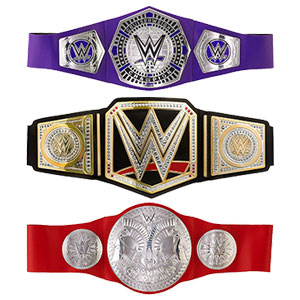 WWE Live Action Championship Belt