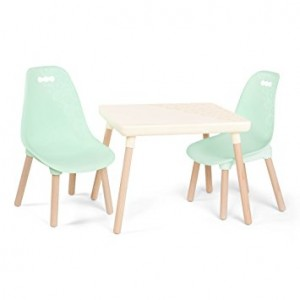 Kid Century Modern Table & Chair Set