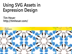 convert svg and vector to xaml with expression design for