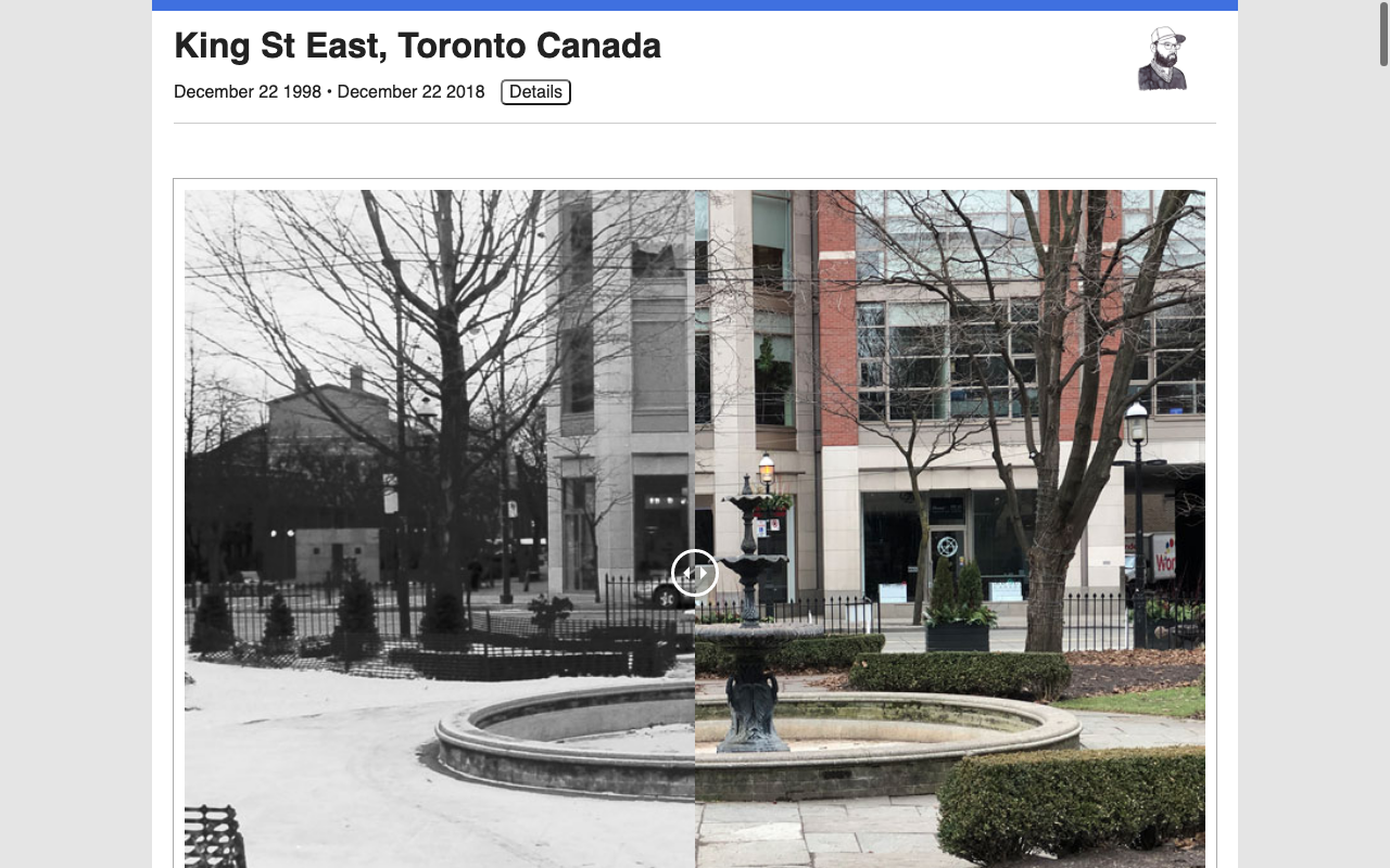 King St East Toronto