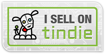 I sell on Tindie