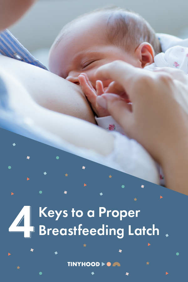 Learn from an IBCLC: how to acheive a good breastfeeding latch and what to do when you have a bad latch.