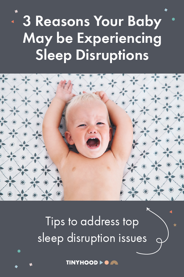 Has your baby or toddler suddenly begun waking frequently in the night—as frequently as every 30-45 minutes? This phenomenon can be baffling to parents who are used to their children sleeping more soundly at night, and we certainly understand the concern. Here are some reasons why it may be happening.