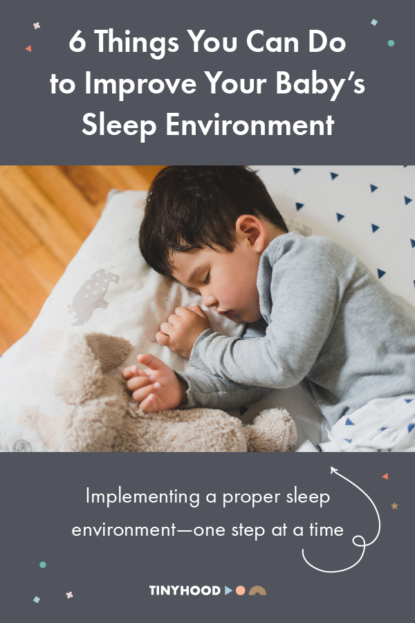 Once your newborn has their days and nights on track, it's time to start implementing a proper sleep environment. Here are some tips on how to make this happen!Pro tip: if you're feeling overwhelmed, there's no need to do this all at once! One step at a time is just fine. Overall, we suggest these things be in place by the time your baby is 3 months old.