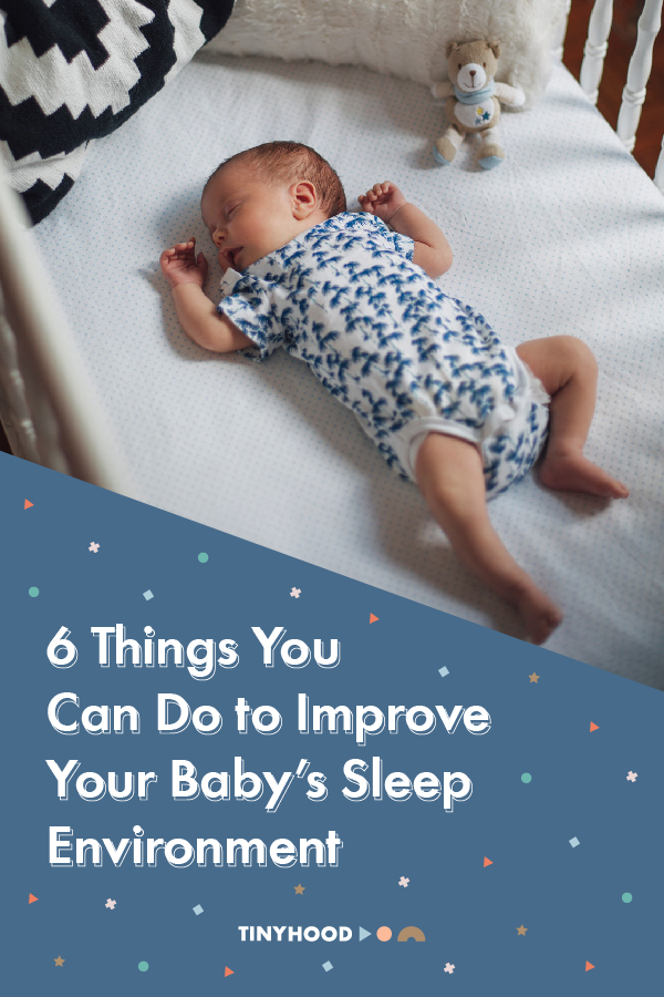 Sleep: An Overview of Baby's First 18 Months