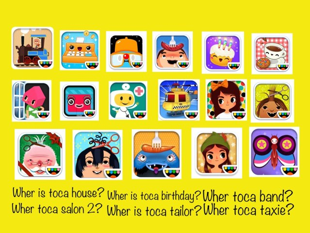 toca boca games free games to play on computer