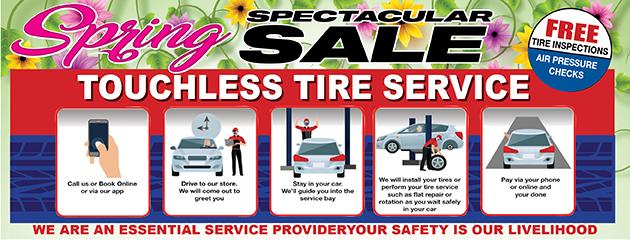 Spring Spectacular Sale