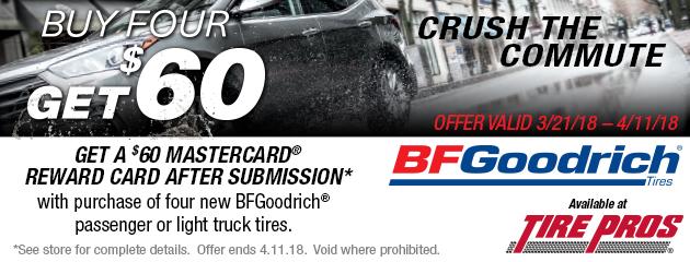 BFG Spring Rebate