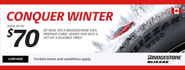 Bridgestone Winter Promotion