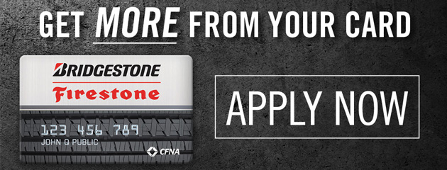 Bridgestone CFNA Financing Available