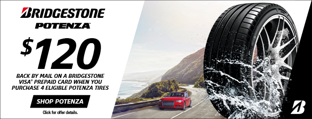 Bridgestone May 2021 Rebate