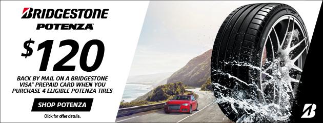 Bridgestone May 2021 Rebate
