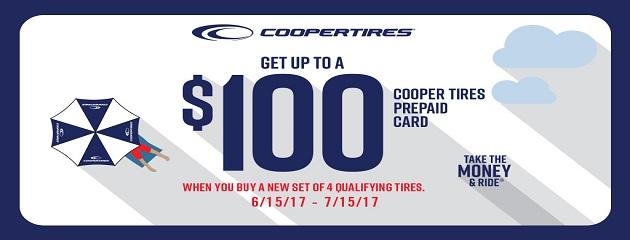 Cooper Summer Rebate