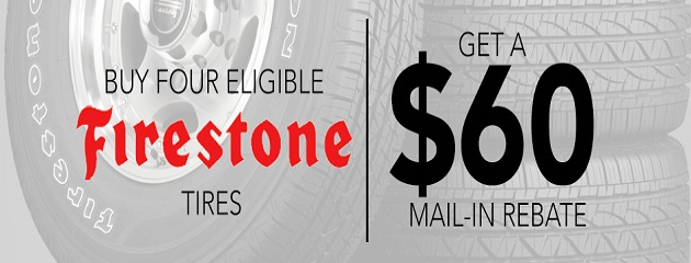 Firestone Summer Rebate