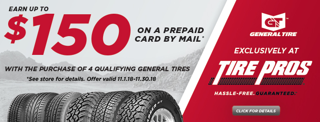 General Tire Fall Rebate